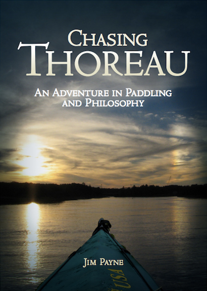 Chasing Thoreau book cover